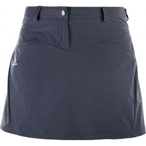 Salomon Jupes Wayfarer Skirt - Graphite - Taille 34