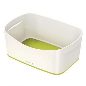 Leitz Bac de rangement MyBox Esselte - petit format - vert