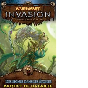 Edge Warhammer Invasion Jce : Cycle de Morrslieb 4 - Des Signes Dans Les Etoiles