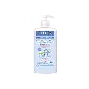 Cattier Agua Micelar Cara y Cuerpo para Bebés - 500 ml