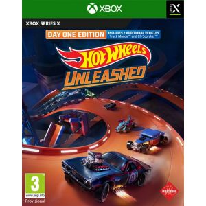 Hot Wheels Unleashed - D1 Edition (Xbox Series X) [Xbox Series X|S]