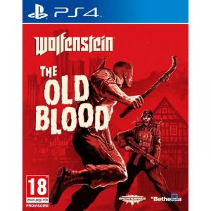 Wolfenstein : The Old Blood - Stand-Alone [PS4]