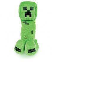 Peluche Minecraft Hostiles 18 cm Creeper
