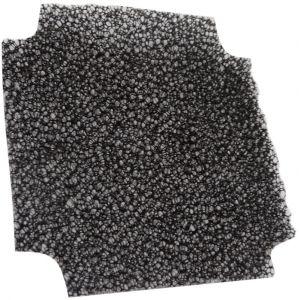 Aerzetix 10x Filtre de rechange C15165 30ppi pour grille de protection C15114 60x60mm ventilation ventilateur boîtier ordinateur pc