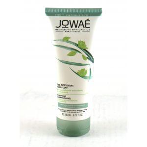 Jowaé Gel nettoyant purifiant aux lumiphénols antioxydants et lotus sacré