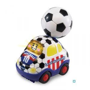 Vtech Tut Tut Bolides : Benji, le roi du penalty + ballon de foot