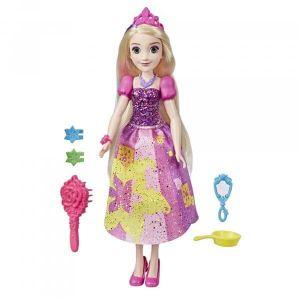 Hasbro Poupée Disney Princesses Belle ou Raiponce avec accessoires Modèle aléatoire