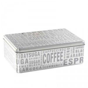 Boîte à sucre Silver Words