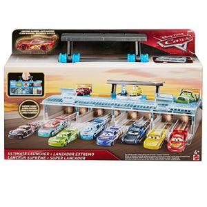 Mattel Mega lanceur avec un véhicule Flash McQueen Cars