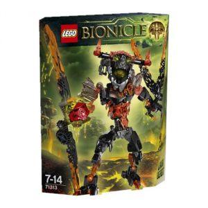 Lego 71313 - Bionicle : La bête de lave