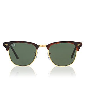 Ray-Ban RB 3016 Clubmaster Sunglasses 49 mm - Mock Tortoise/Arista