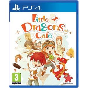 Little Dragons Café [PS4]