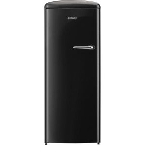 refrigerateur gorenje noir comparer 14 offres. Black Bedroom Furniture Sets. Home Design Ideas