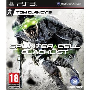Splinter Cell Blacklist [PS3]