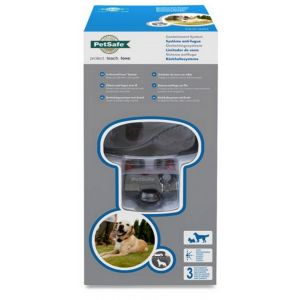 PetSafe Clôture anti-fugue pour chiens In-Ground Fence