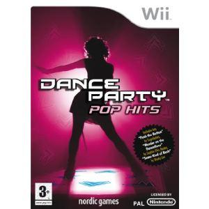 Dance Party Pop Hits + Dance Mat [Wii]
