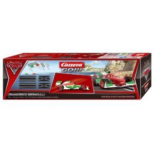Carrera Toys 61653 - Kit d'extension Francesco Bernoulli Cars 2 pour circuit Go!!!