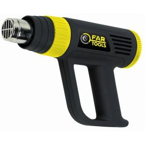 Far Tools HG2000 - Décapeur thermique 2000W 60° à 600°