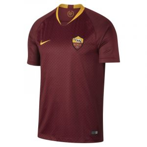 Nike Maillot de football 2018/19 A.S. Roma Stadium Home pour Homme - Rouge Taille