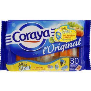 Coraya L'original - 30 bâtonnets de surimi