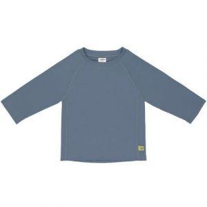 Lässig Tee-shirt anti-UV manches longues bleu Niagara (18 mois)