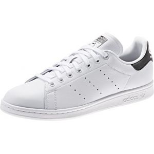 Adidas Stan Smith, Chaussures de Gymnastique Homme, Blanc Core Black/FTWR White, 38 2/3 EU