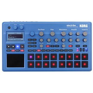 Korg Electribe 2 Blue (bleu) - Station de production musicale