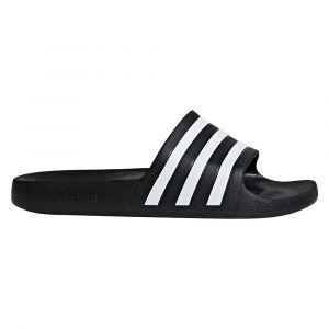Adidas Claquettes ADILETTE AQUA Noir - Taille 37