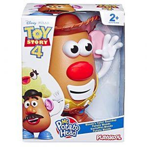 Hasbro Monsieur Patate - Monsieur Patate Woody - Jouet enfant 2 ans - La Patate du film Toy Story - Jouet 1er age