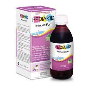 Laboratoires Ineldea Pediakid Immuno Fort - Sirop pour enfant