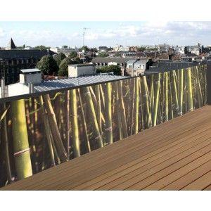 Brise-vue de jardin Bamboo