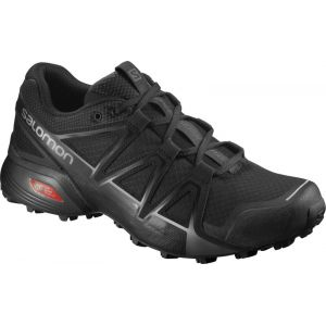 Salomon Speedcross Vario 2 - Chaussures running Homme - noir UK 10 / EU 44 2/3 Chaussures trail