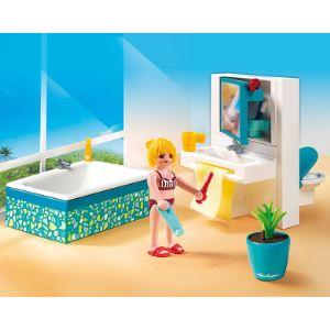 Playmobil 5577 City Life - Salle de bains avec baignoire