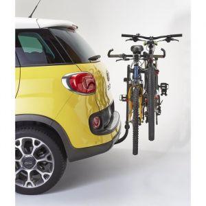 Mottez Porte-vélos d'attelage suspendu A009P2ANTI pour 2 vélos