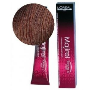 L'Oréal Coloration Majirel French Brown 50 ml 6.025 Blond foncé naturel irisé acajou