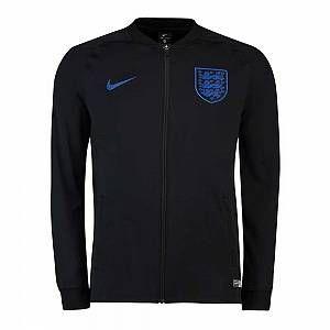 Nike Veste de survêtement England Dri-FIT Squad Homme - Noir - Taille S