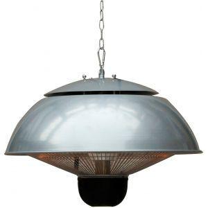 Perel PER-TC76210 - Chauffage électrique halogène d'extérieur 1500 W