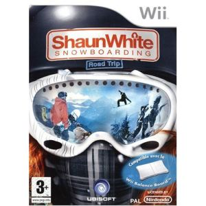 Shaun White Snowboarding : Road Strip [Wii]