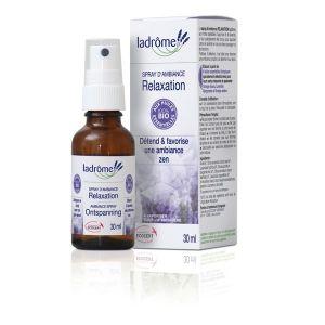 Ladrôme Spray relaxation ambiancel biologique