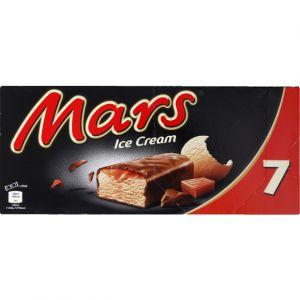 Mars Barres glacées