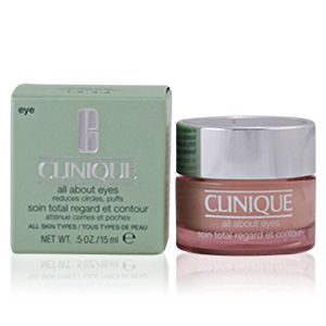 Clinique All about eyes - Soin total regard et contour