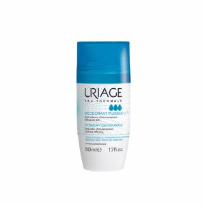 Uriage Déodorant puissance 3 - Roll-on anti-odeurs, anti-transpirant