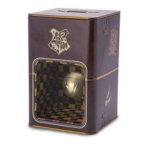 Abysse Corp Harry Potter Tirelire Vif D'or