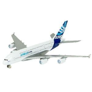 Goki 12218 - Avion A380 en métal