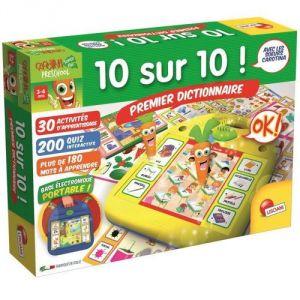 Lisciani Giochi 10 sur 10 : Premier dictionnaire