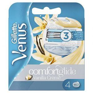 Gillette Venus comfort glide - Vanilla crème