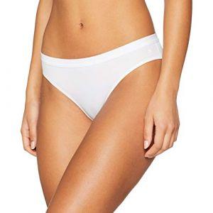 Odlo Active F-Dry Light Culotte Femme, white XL Sous-shorts