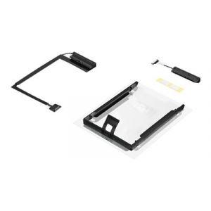 Lenovo Fixation pour disque dur - noir - pour ThinkPad P52 20M9, 20MA, P53 20QN, 20QQ, P72 20MB, 20MC