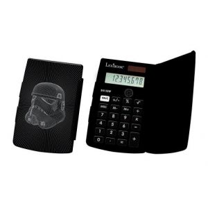 Lexibook E413SW - Calculatrice de poche Star Wars