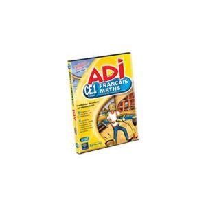 Adi : Francais-Maths CE1 (2002) [Mac OS, Windows]